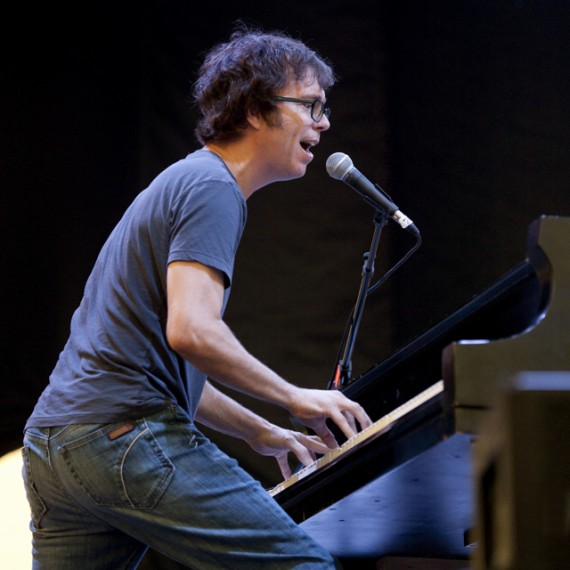 Ben Folds, DeLuna Fest 2012, photo Erika Goldring