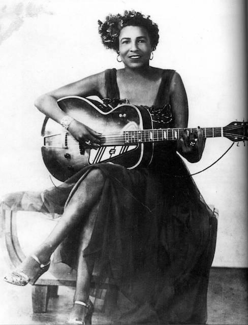 Memphis Minnie Blues Singer
