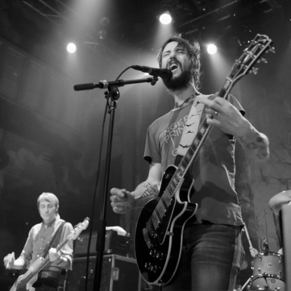 Band of Horses, House of Blues, photo Erika Goldring