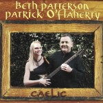 Beth Patterson, Patrick O'Flaherty, Caelic, album cover