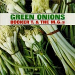 Booker T & the M.G.'s, Green Onions, Album Cover