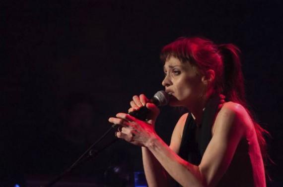 Fiona Apple, House of Blues New Orleans, Kate Gegenheimer photo