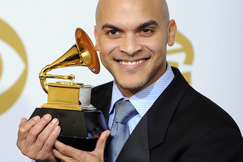 Irvin Mayfield, Grammy winning director of the New Orleans Jazz Orchestra