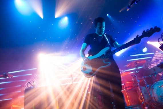 M83, House of Blues, Caitlyn Ridenour, photo