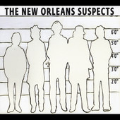 New Orleans Suspects album cover
