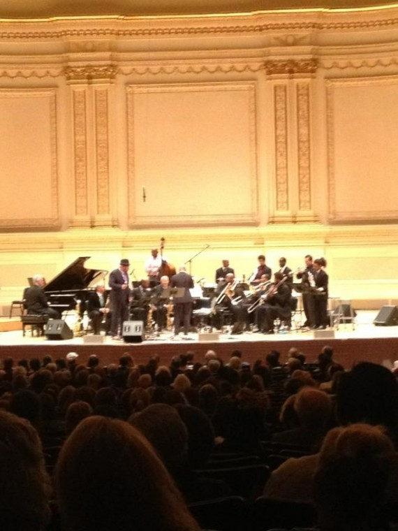 The New Orleans Jazz Orchestra at Carnegie Hall