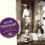 Allen Toussaint, The Bright Mississippi, album cover