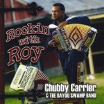 Chubby Carrier, Rockin with Roy, album cover