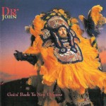 Dr. John, Goin' Back to New Orleans, album cover