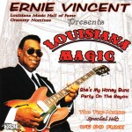 Ernie Vincent, Louisiana Magic, album cover