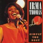 Irma Thomas, Simply the Best, Album cover