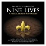Paul Sanchez and Colman DeKay, 9 Lives, album cover