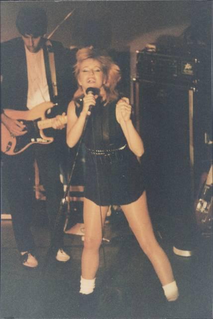 The Cold, Barbara Menendez, Jimmy's, Johnny Brooks photo