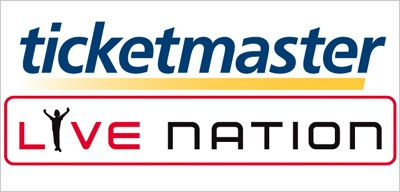 Ticketmaster, Live Nation, logo