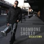 Trombone Shorty, Backatown, album cover