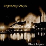 Dash Rip Rock, Black Liquor, album cover