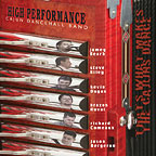High Performance, That's What Makes Cajuns Dance, album cover