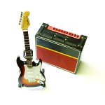 Mini Guitar, Mini Amp