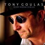 Tony Goulas, Every Room Is Blue, album cover
