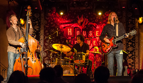 the Wood Brothers, the Parish, House of Blues, Kate Gegenheimer photo