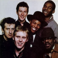 English Beat, press photo