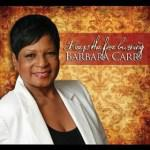 Barbara Carr, Keep the Fire Burning, album cover