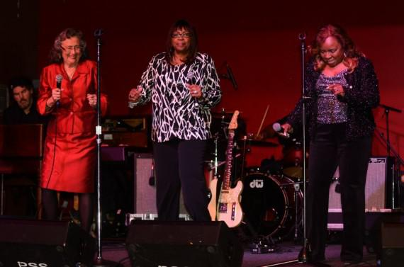 Dixie Cups, Jackie Clarkson, Best of the Beat Awards Show 2012, Kim Welsh, photo