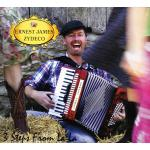 Ernest James Zydeco, 3 Steps from La La, album cover