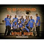 To Be Continued Brass Band, self-titled, album cover