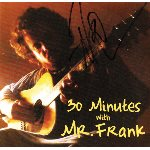 Frank Connell, 30 Minutes with Mr. Frank, album cover