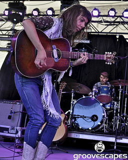Hurray for the Riff Raff, Aaron Lafont, photo, SXSW 2013