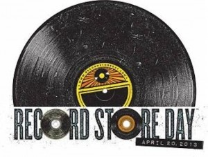 Record Store Day 2013 logo