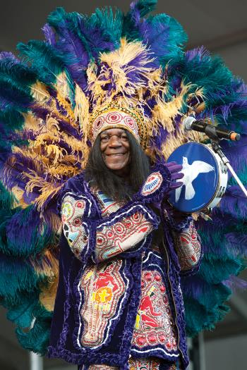 Image result for big chief monk boudreaux