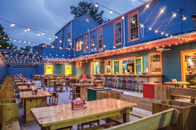 Dat Dog, restaurant, photo, Renee Bienvenu
