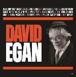 David Egan, self-titled, album cover
