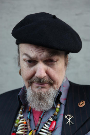 Dr. John, The Gravy, Elsa Hahne, photo, Jazz Fest