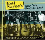 Joel Savoy's Honky Tonk Merry-Go-Round, self-titled, album cover