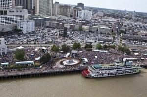 FQF 2013 Crowds