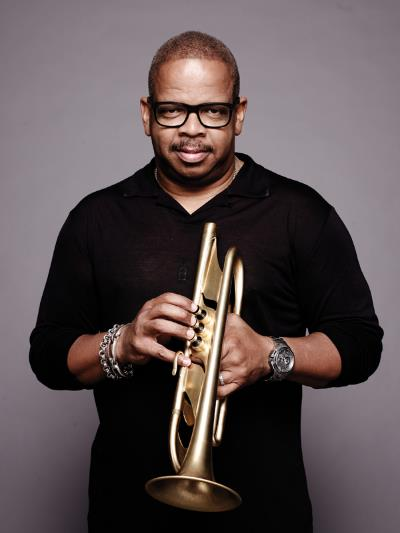 Terence Blanchard, press photo, Nitin Vadukul