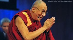 Dalai Lama lectures