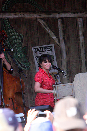 Norah Jones with The Little Willies at Jazz Feat - May 4, 2013
