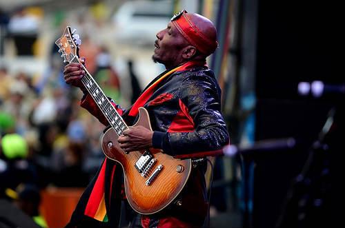 Jimmy Cliff, Jazz Fest, 2013, photo, Kim Welsh