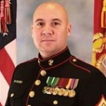 Staff Sgt. Josh Campbell, Marine Corps Band New Orleans, podcast, photo