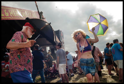 Sun Dancers, Jazz Fest 2013, photo, Ryan Hodgson-Rigsbee