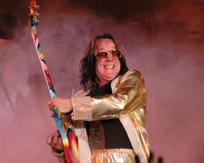 Todd Rundgren, photo, Clayton Call