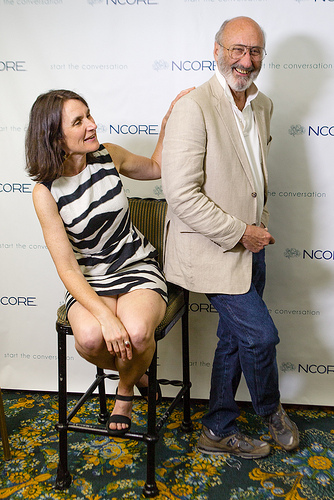 Liz and Paul Stookey Interview at NCORE NOLA 2013