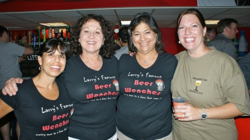 WYES Beer Wenches 2012