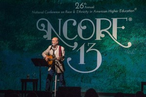 Paul Stookey at NCORE NOLA 2013 by Willow Haley