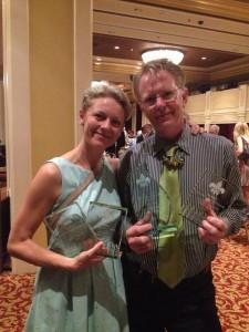 Elsa-Hahne-and-Golden-Richard-III-PressClubAwards-2013