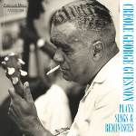 Creole George Guesnon, Plays, Sings, Reminisces, album cover